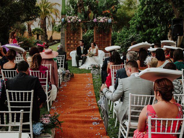 La boda de Tinguaro y Patricia en Guimar, Santa Cruz de Tenerife 29