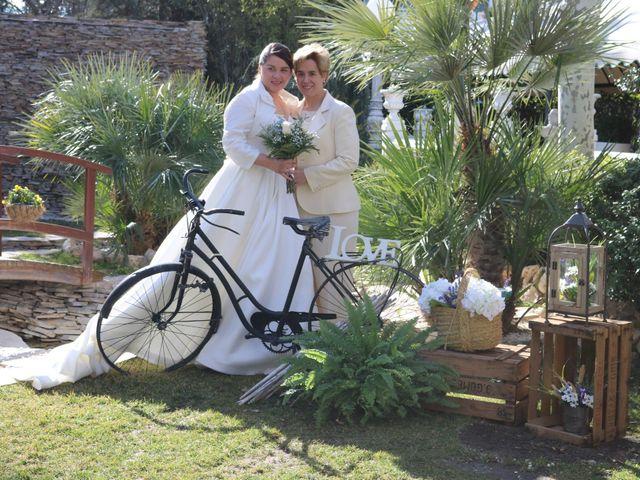 La boda de María José y Yesica Yesenia