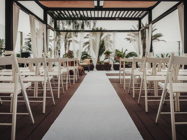 La boda de Héctor y Ana en Puerto De La Cruz, Santa Cruz de Tenerife 10