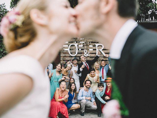 La boda de Olga y Rafa