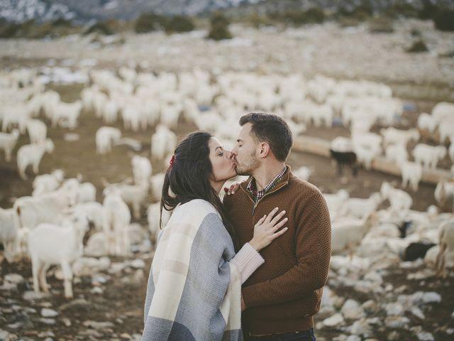 La boda de Mario y Melody en Beniajan, Murcia 2