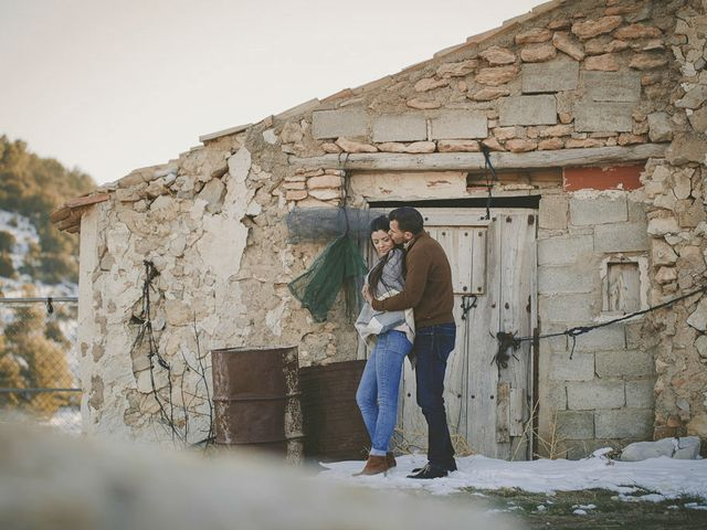 La boda de Mario y Melody en Beniajan, Murcia 17