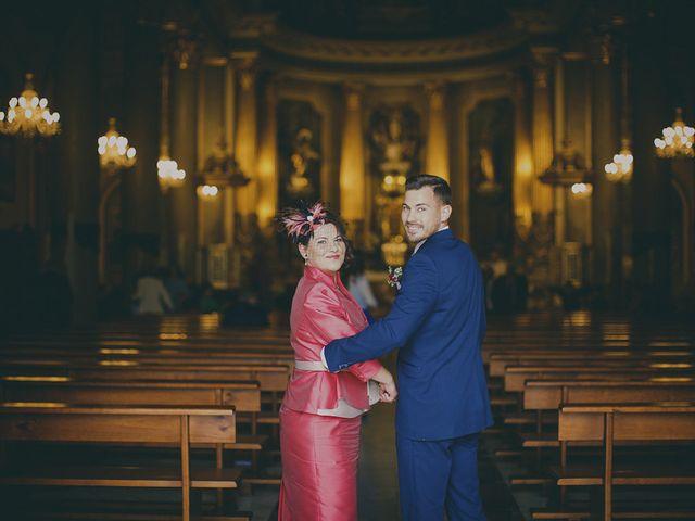 La boda de Mario y Melody en Beniajan, Murcia 65