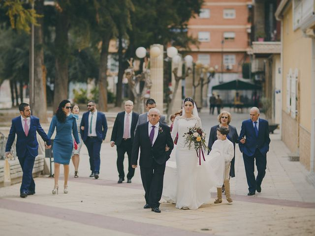 La boda de Mario y Melody en Beniajan, Murcia 66