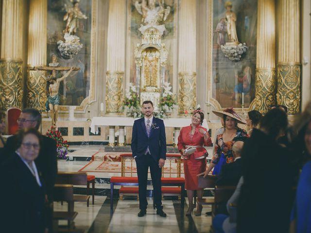 La boda de Mario y Melody en Beniajan, Murcia 70