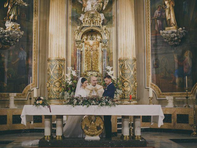 La boda de Mario y Melody en Beniajan, Murcia 81