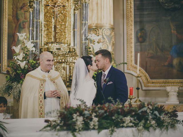 La boda de Mario y Melody en Beniajan, Murcia 84