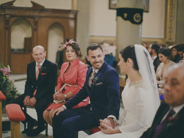 La boda de Mario y Melody en Beniajan, Murcia 85