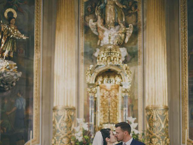 La boda de Mario y Melody en Beniajan, Murcia 87