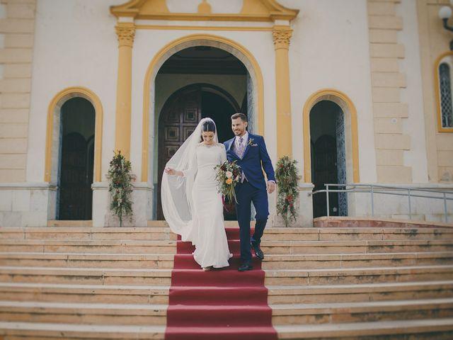 La boda de Mario y Melody en Beniajan, Murcia 90
