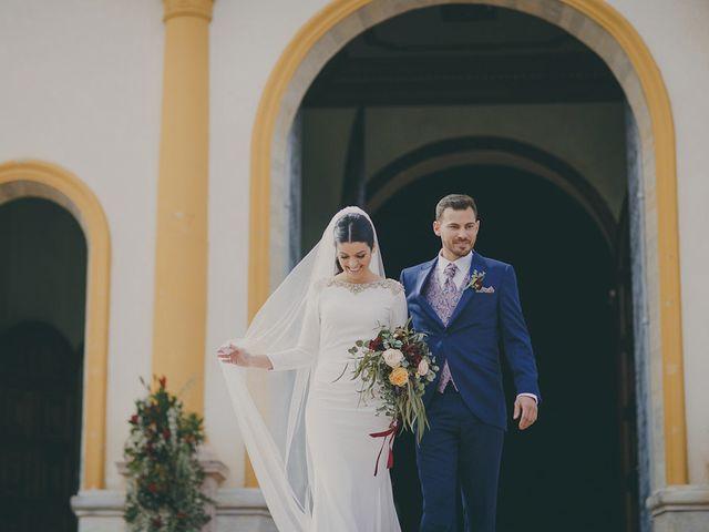 La boda de Mario y Melody en Beniajan, Murcia 91