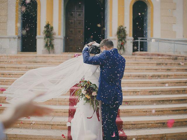 La boda de Mario y Melody en Beniajan, Murcia 92