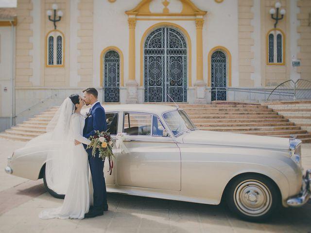 La boda de Mario y Melody en Beniajan, Murcia 94