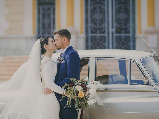 La boda de Mario y Melody en Beniajan, Murcia 95