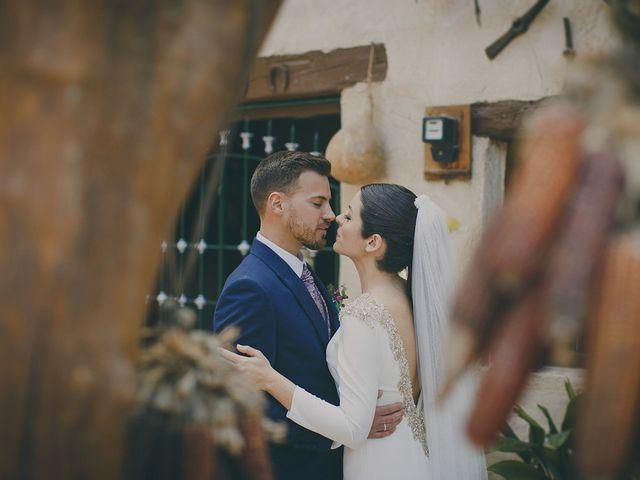 La boda de Mario y Melody en Beniajan, Murcia 105