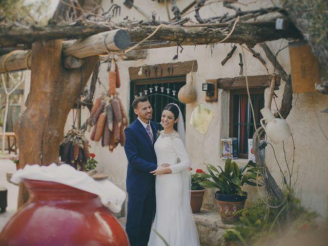 La boda de Mario y Melody en Beniajan, Murcia 108