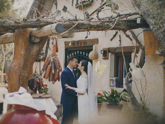La boda de Mario y Melody en Beniajan, Murcia 109