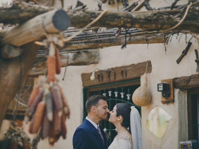 La boda de Mario y Melody en Beniajan, Murcia 110