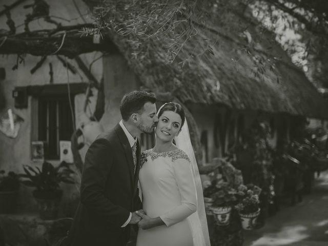 La boda de Mario y Melody en Beniajan, Murcia 113