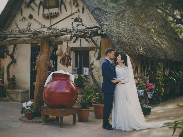 La boda de Mario y Melody en Beniajan, Murcia 114