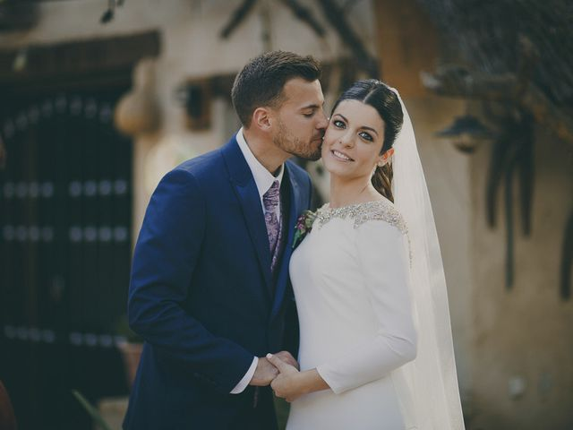 La boda de Mario y Melody en Beniajan, Murcia 115