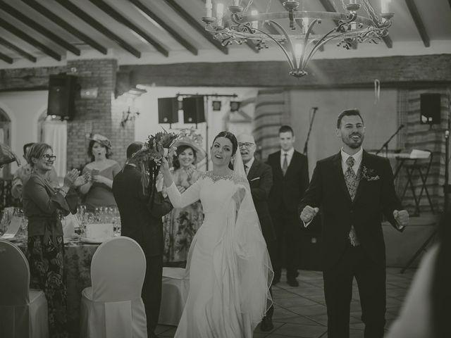 La boda de Mario y Melody en Beniajan, Murcia 123