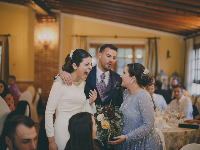 La boda de Mario y Melody en Beniajan, Murcia 134