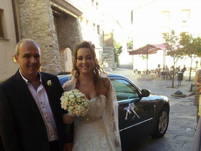 La boda de Isabel y Daniel en Collbato, Barcelona 9