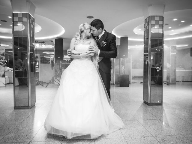 La boda de Andreea y Vasi