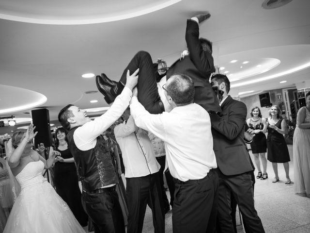 La boda de Vasi y Andreea en Valls, Tarragona 23