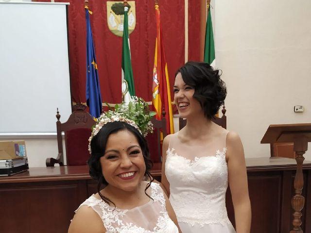 La boda de Irene y Ada en Manzanilla, Huelva 4