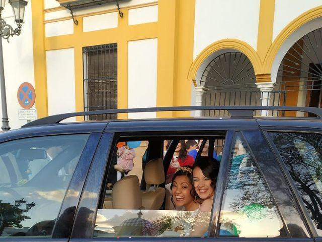 La boda de Irene y Ada en Manzanilla, Huelva 6