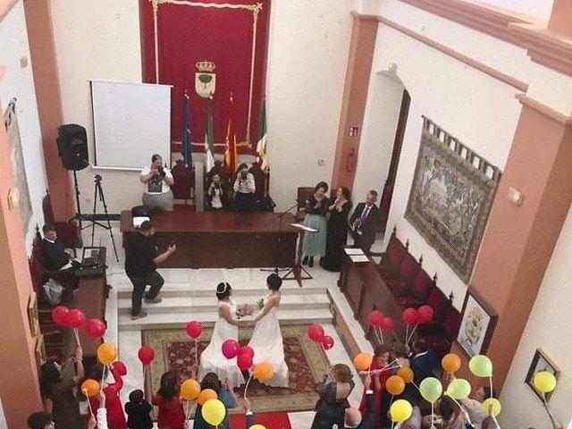 La boda de Irene y Ada en Manzanilla, Huelva 7