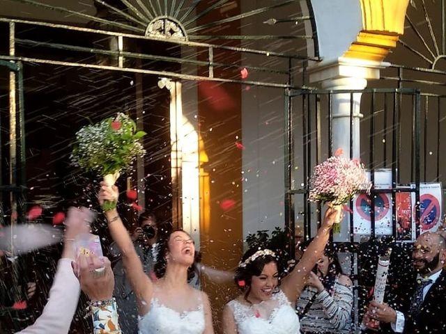 La boda de Irene y Ada en Manzanilla, Huelva 1