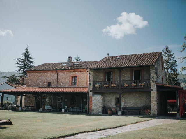 La boda de Abraham y Laura en Gijón, Asturias 1
