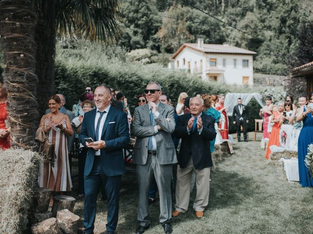 La boda de Abraham y Laura en Gijón, Asturias 41