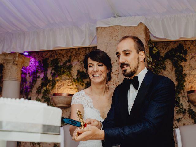 La boda de Javi y Lorena en Alcalá De Henares, Madrid 123