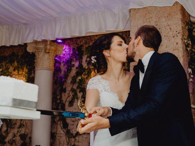 La boda de Javi y Lorena en Alcalá De Henares, Madrid 124