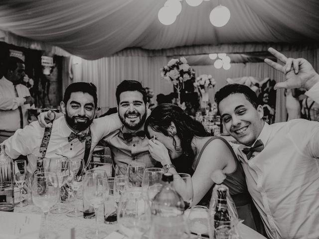 La boda de Javi y Lorena en Alcalá De Henares, Madrid 131