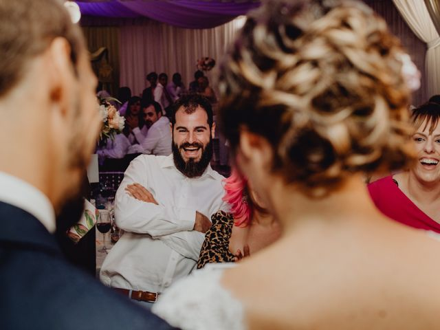 La boda de Javi y Lorena en Alcalá De Henares, Madrid 132