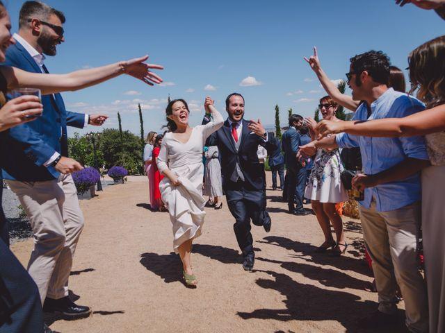 La boda de Manu y Bea en Colmenar Viejo, Madrid 11