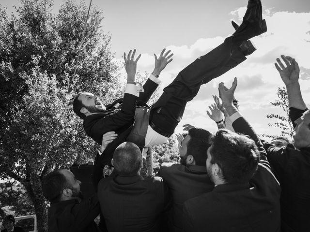 La boda de Manu y Bea en Colmenar Viejo, Madrid 18