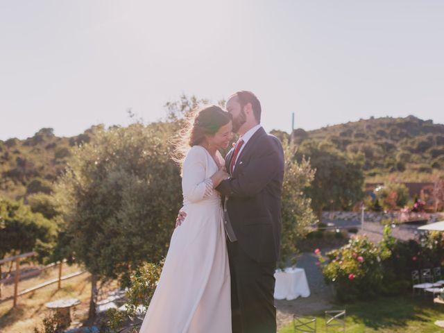 La boda de Manu y Bea en Colmenar Viejo, Madrid 1