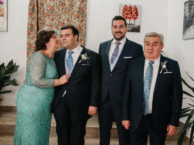 La boda de Javi y Silvia en Torrenueva, Ciudad Real 21