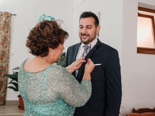 La boda de Javi y Silvia en Torrenueva, Ciudad Real 22