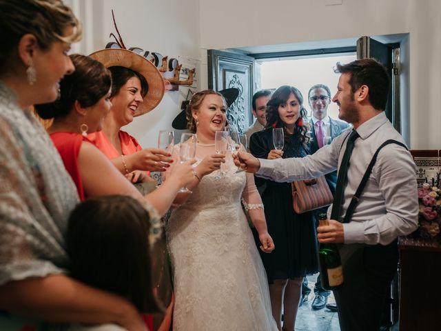 La boda de Javi y Silvia en Torrenueva, Ciudad Real 46