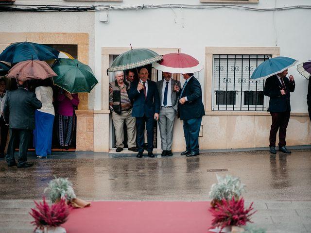 La boda de Javi y Silvia en Torrenueva, Ciudad Real 57
