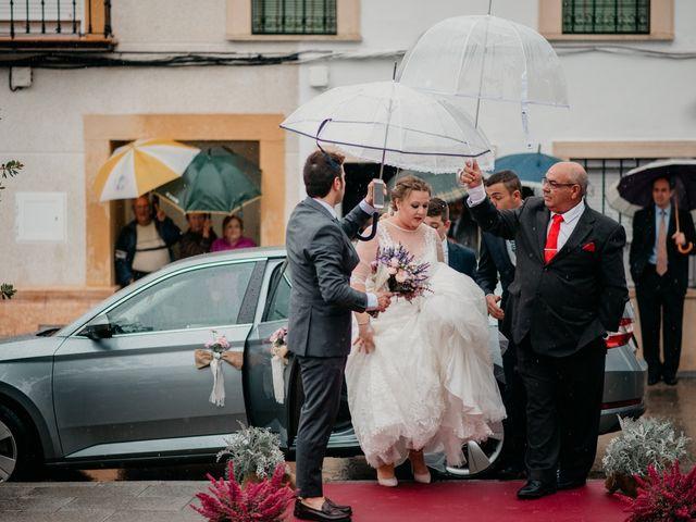 La boda de Javi y Silvia en Torrenueva, Ciudad Real 61