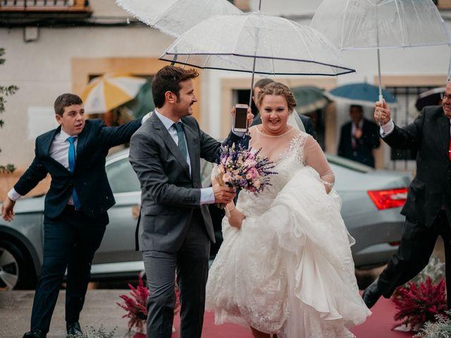 La boda de Javi y Silvia en Torrenueva, Ciudad Real 62