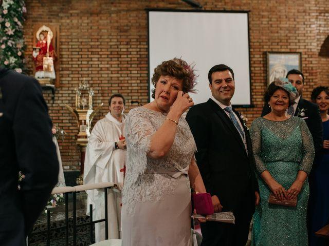 La boda de Javi y Silvia en Torrenueva, Ciudad Real 64